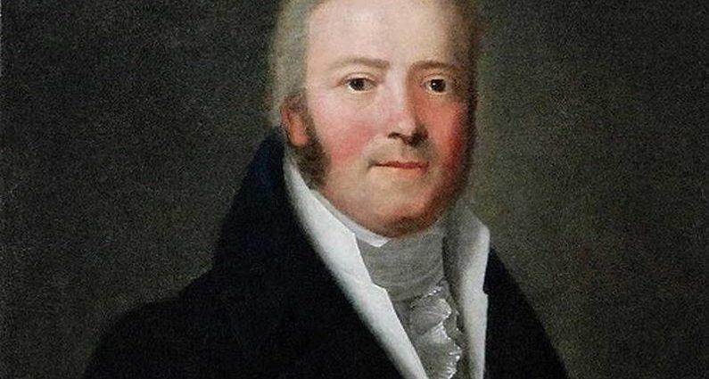 Портрет Ігнація авторства Гаспаре Ланді. 1826
