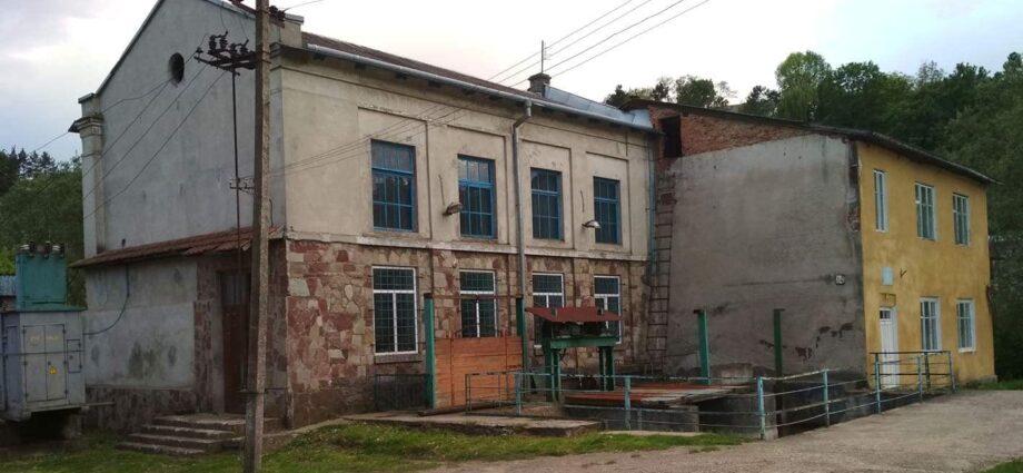 електростанція Бучач